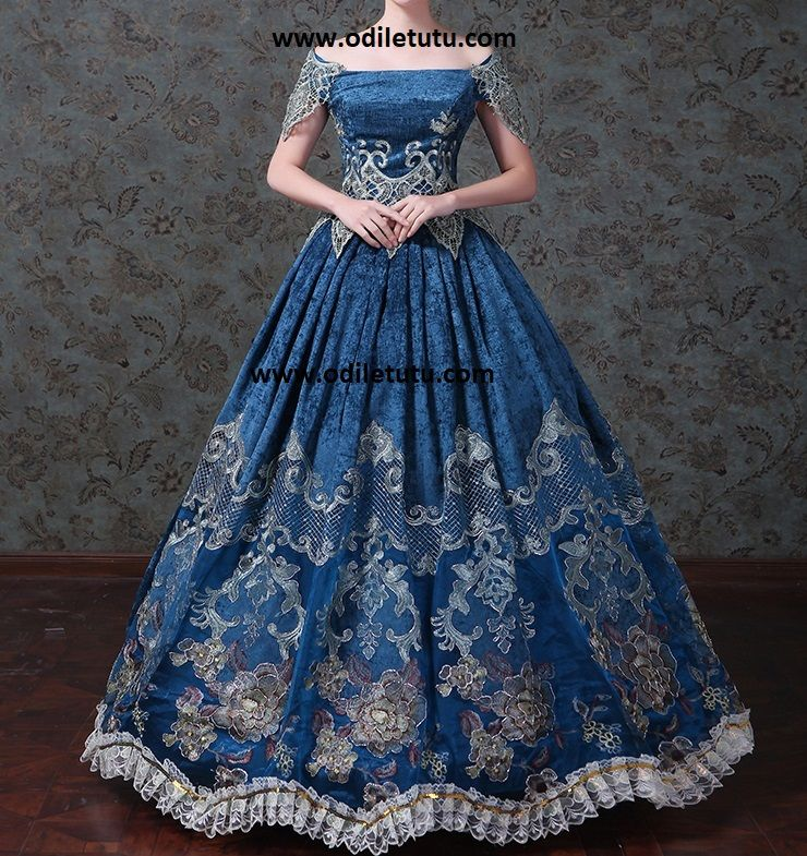 New Vintage 18th Century Costume Style 1021 Ball Gown Http Www Odiletutu Com Ball Dresses Victorian Ball Gowns Ball Gowns Victorian