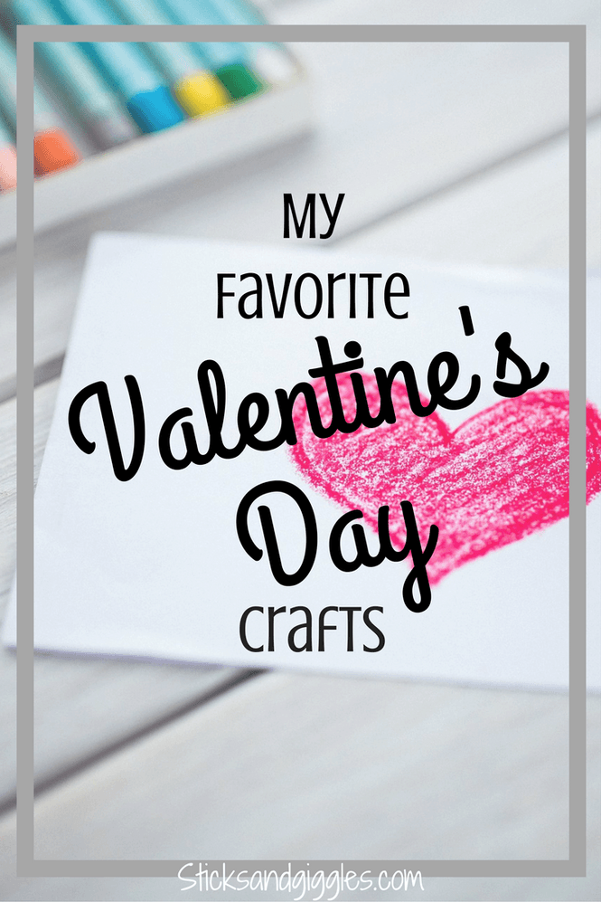 With so many cute Valentine's DIY and Valentine's Crafts it is hard to narrow it down!