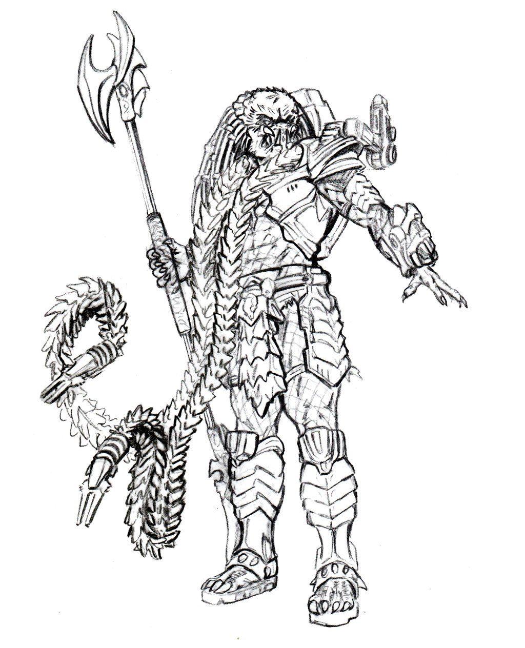 Neca Predator Series 16 Page 2 Predator Art Predator Alien Predator Movie