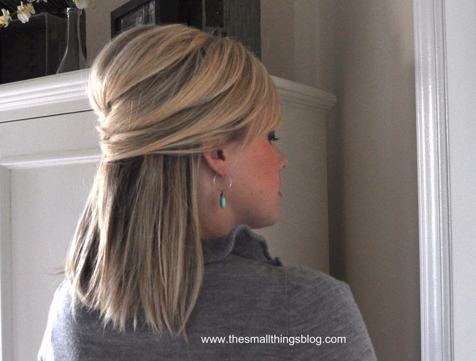 Hair Lengths, Medium