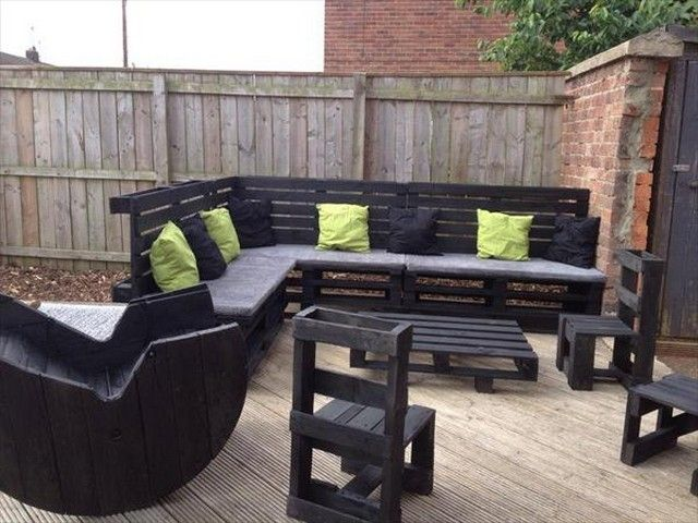 Diy Outdoor Sectional Sofa Plans : diy patio sectional - Sectionals, Sofas & Couches