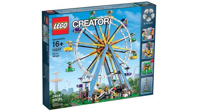 Lego's new Ferris Wheel will make you nostalgic for a carnival