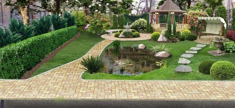 Logiciel Jardin 3D Maison Design logiciel amenagement jardin gratuit