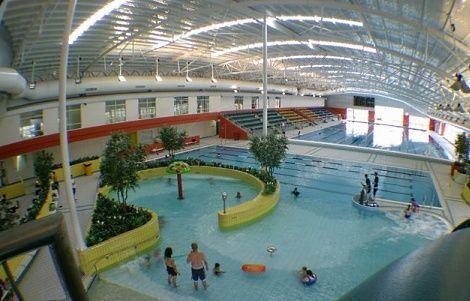 Canberra International Sports Amp Aquatic Centre Indoor