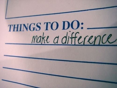 """Love this.  I need to find a little """"Things to do"""" notepad and then post one of these above my desk.  :)  Not that I don't work to do this anyway...  Just a nice daily reminder."""