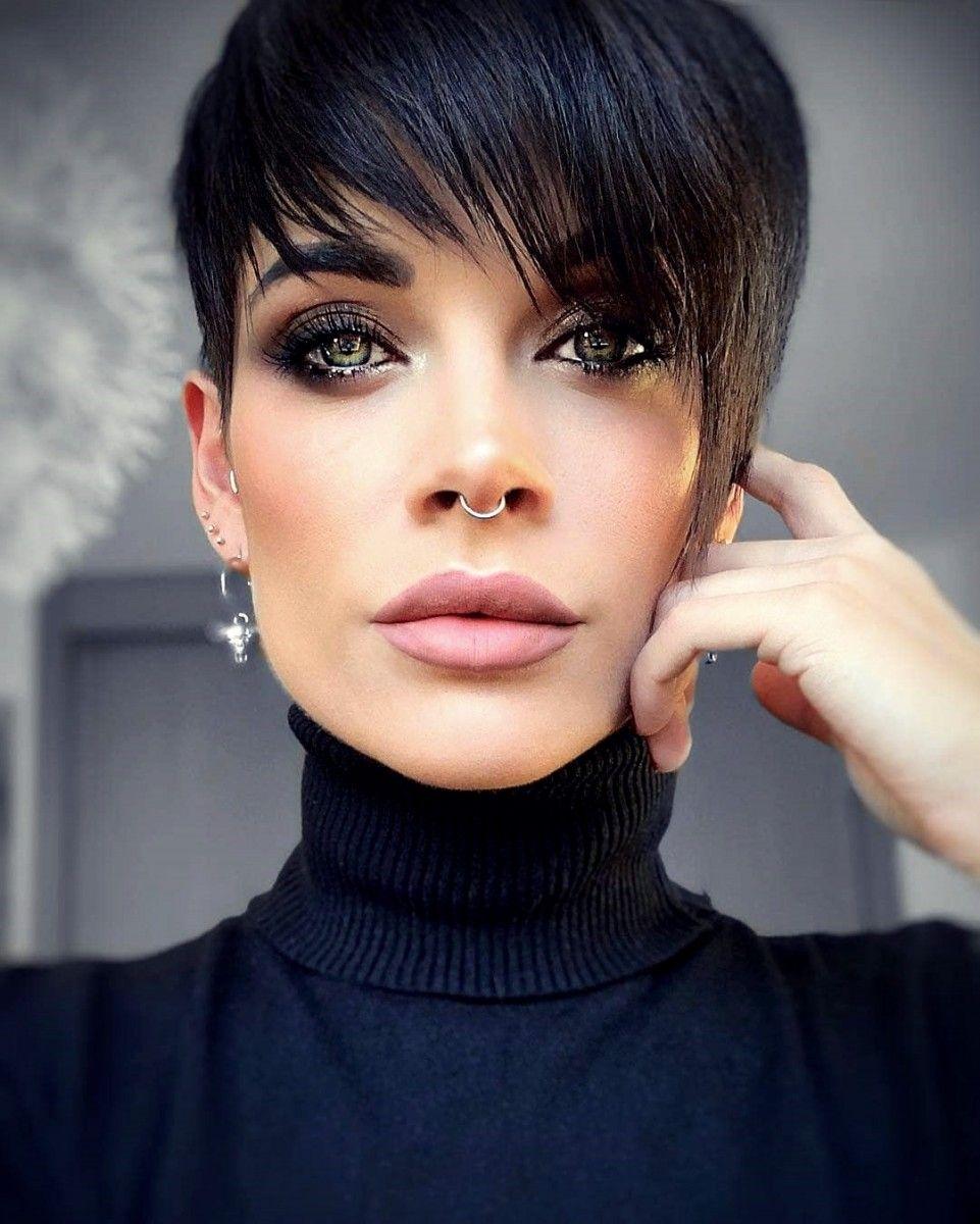 15 Angenehm Kurze Haarschnitt Für 2019 Hair Cuts