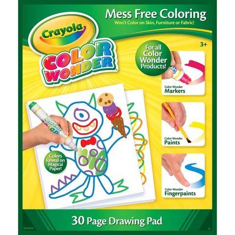 crayola color wonder refill book - Color Wonder Coloring Books