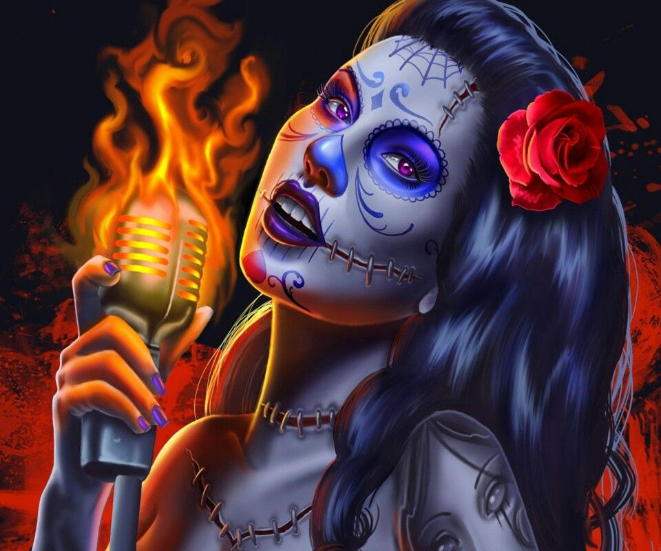 ... Day of the Dead ...