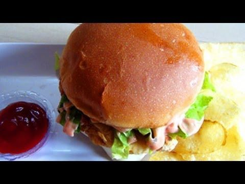 McChicken Burger Recipe McChicken Burger Recipe Learn how to make a McChicken Burger A MUST WATCH VIDEO!  Subscribe