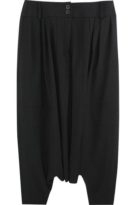 MCQ Wool-blend harem pants