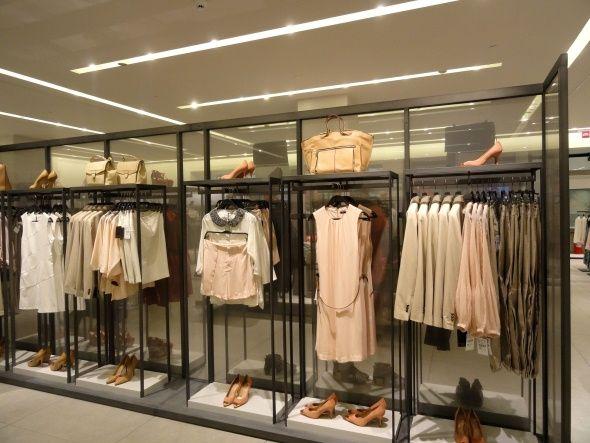 Visual Merchandising Zara