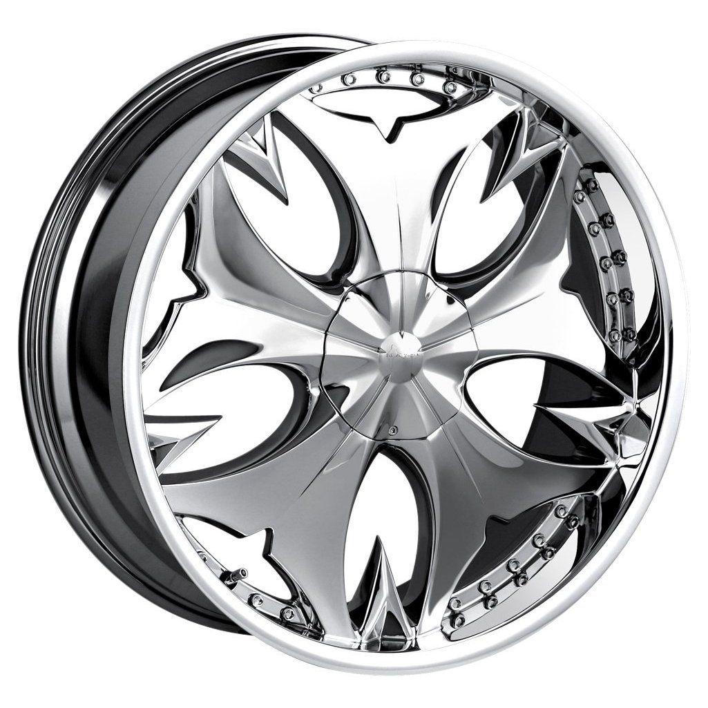 Sheldon s diy miata alignment page - 24 Inch 24x9 5 Mazzi Wheels Fatal 745 Chrome Wheels Rims