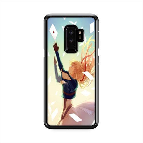 Violet Evergarden Wallpaper Samsung Galaxy S9 Plus Case Caserisa