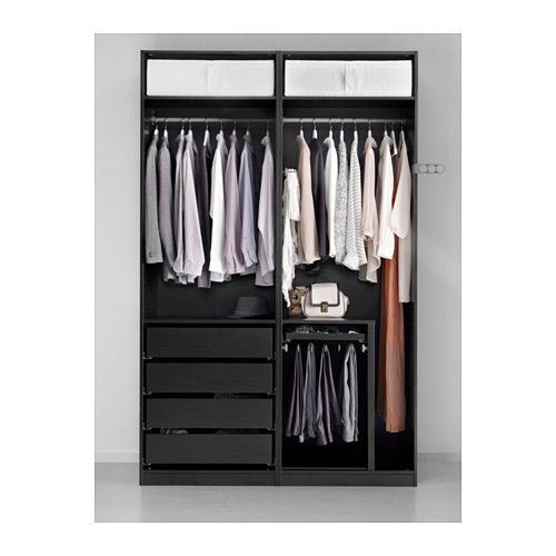 25 best ideas about ikea armoires on pinterest ikea armoire penderie plac - Placard modulable ikea ...