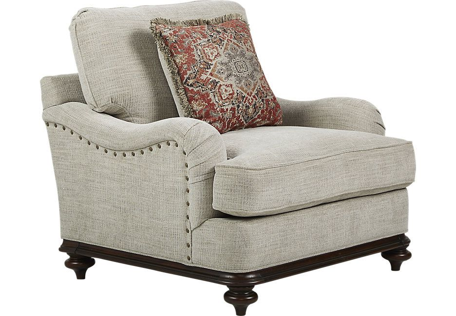 Fantastic Cindy Crawford Home Bali Breeze Taupe Chair In 2019 Cindy Pabps2019 Chair Design Images Pabps2019Com
