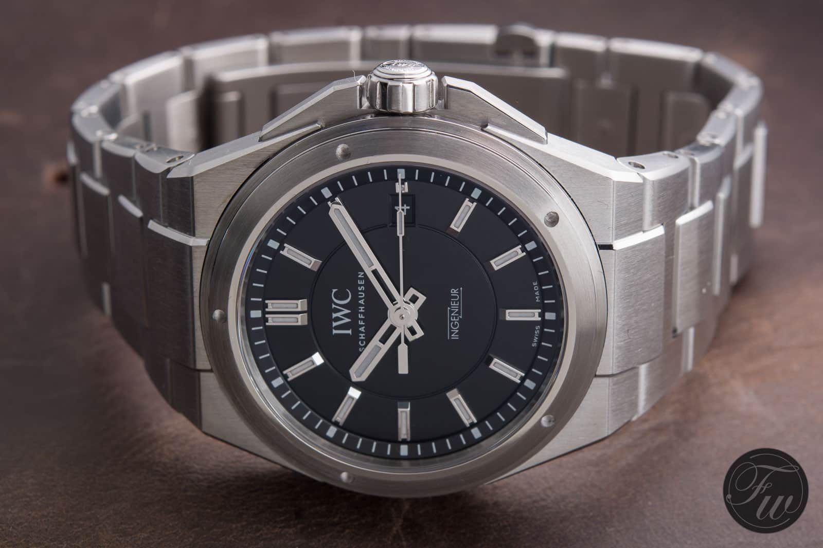 IWC Ingenieur 3239 Iwc, Iwc watches, Rolex milgauss