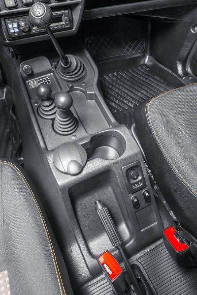 Fahrbericht Lada 4x4 Urban Simple Utility Vehicel Dzhip