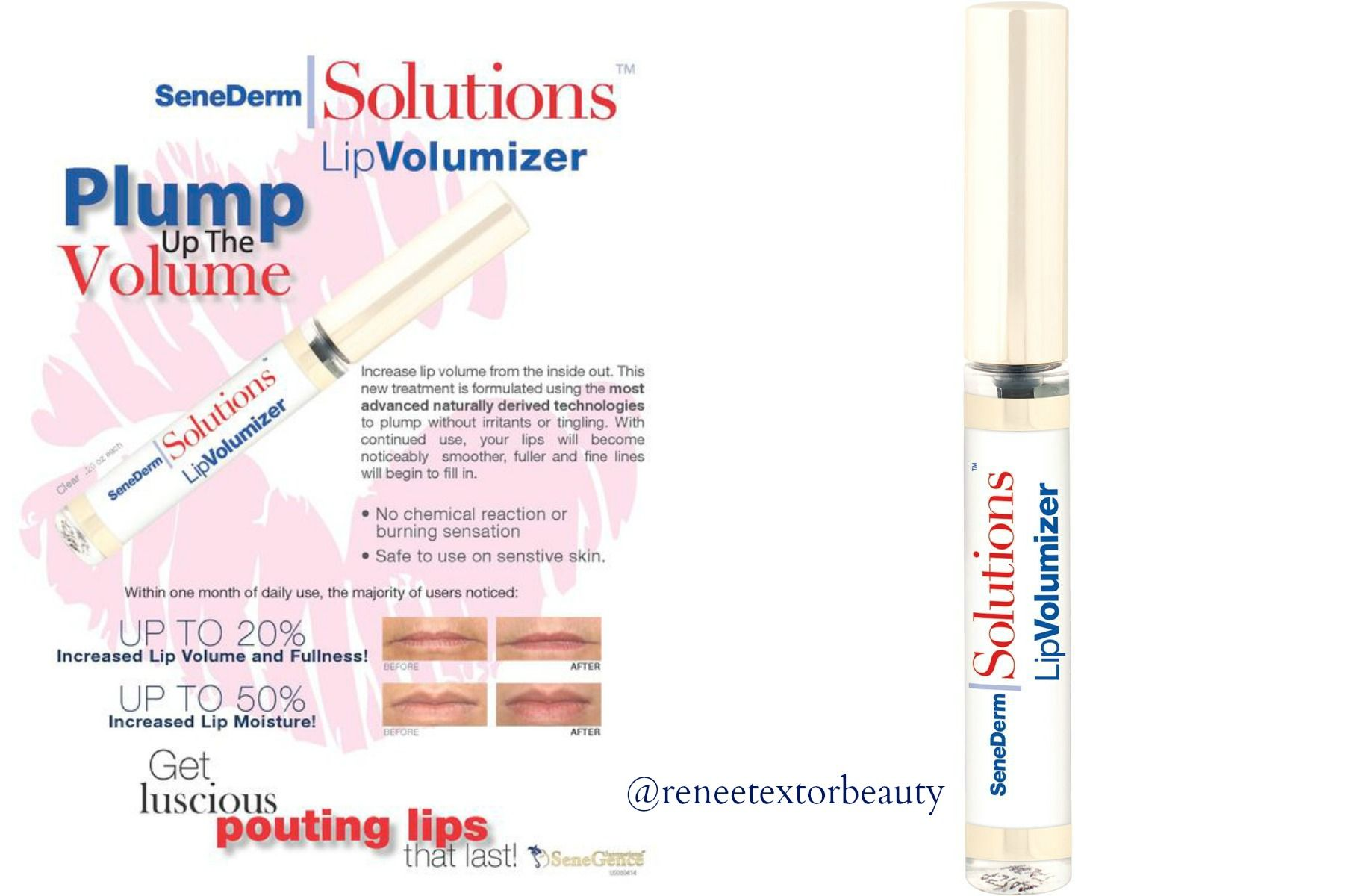 lip volumizer by senegence the makers of lipsense independent
