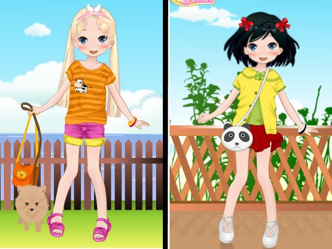 Anime Summer Outfits Dress Up Game By Pichichama On Deviantart Anime Summer Anime Dress Summer Dress Outfits