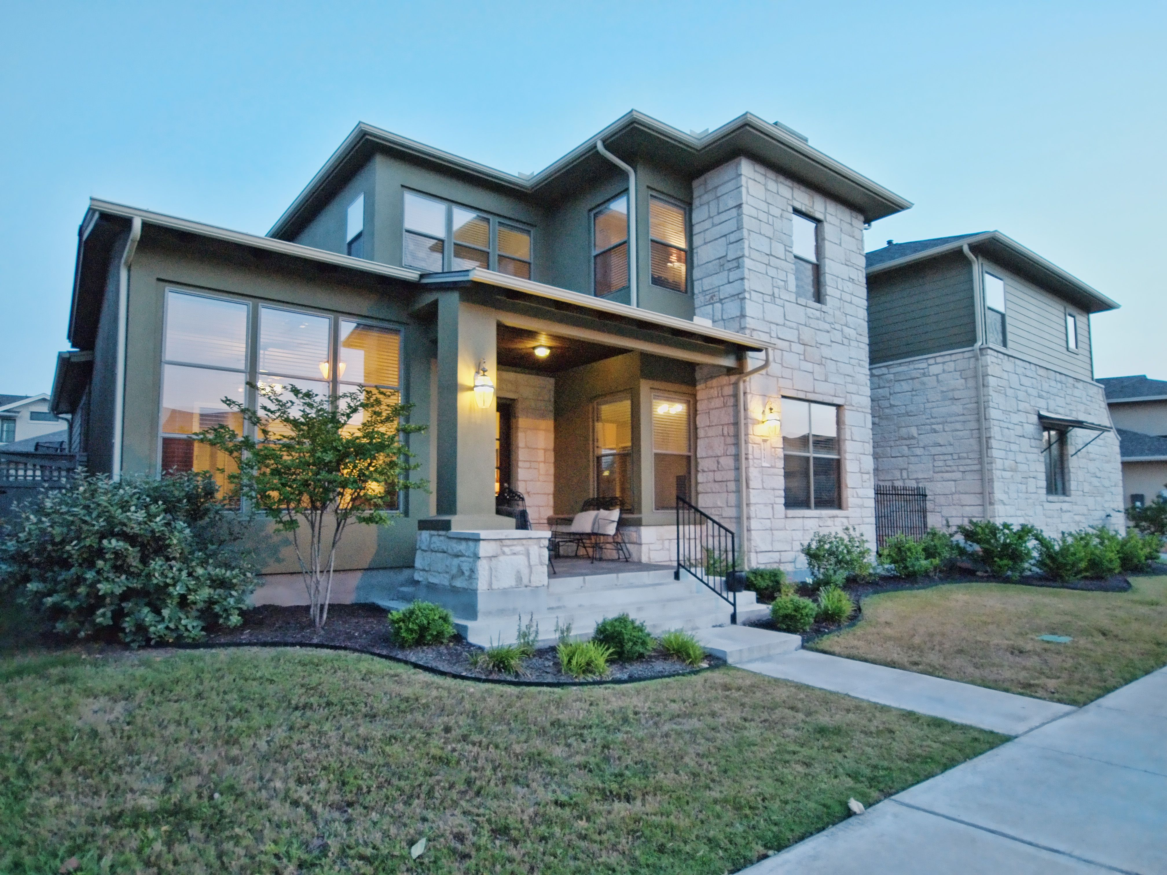 Mueller Austin Texas | Austin homes, Country homes for ...
