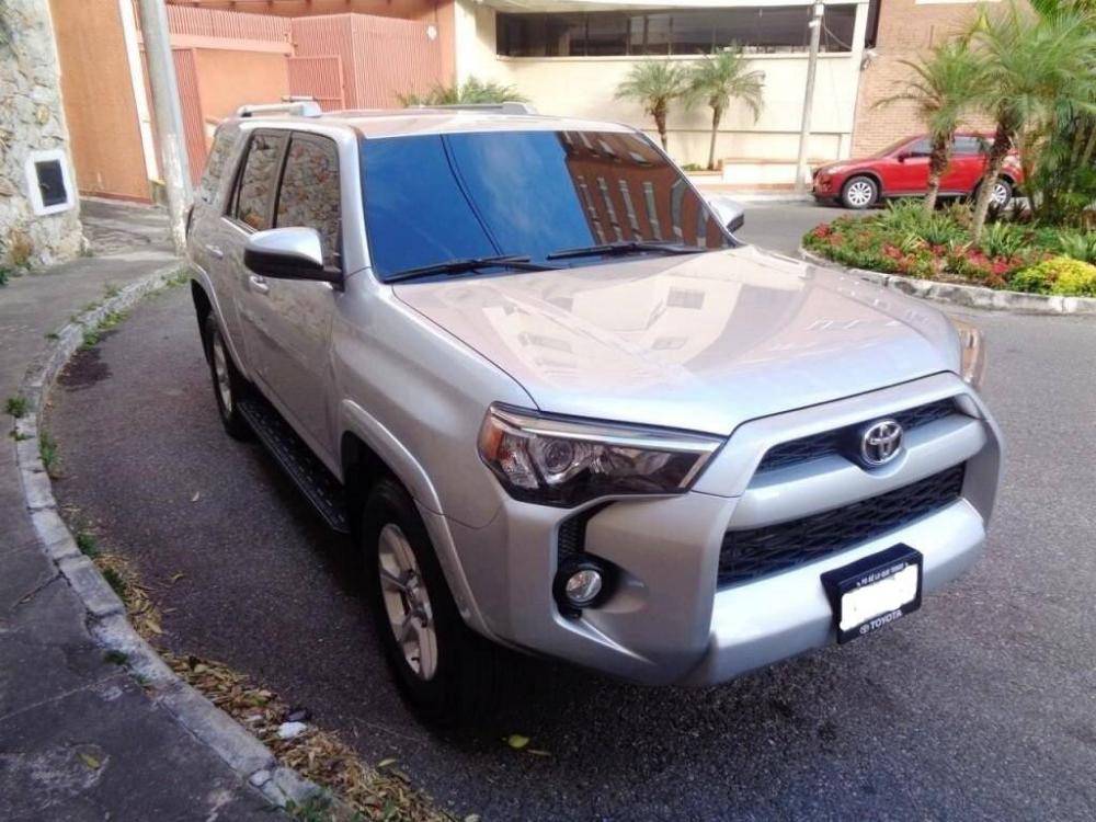 2016 Toyota 4runner Sr5 4 0 6 Cil Blindaje 3 Agencia Toyota