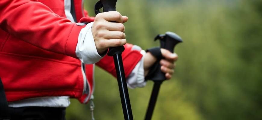 Nordic Walking Prawidlowa Technika I Zalety Chodzenia Z Kijkami Nordic Walking Nordic Fitness Body
