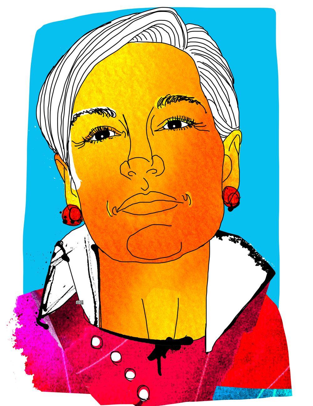 PORTRAITS Cecile, Portrait, Richard
