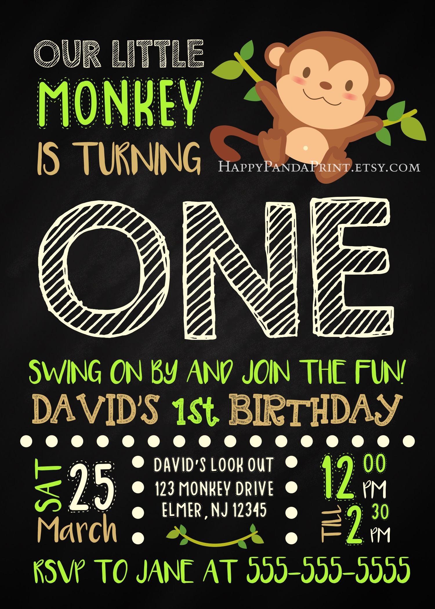 Monkey birthday invitation monkey invitations monkey invite monkey monkey birthday invitation monkey invitations monkey invitation monkey invite monkey first birthday filmwisefo
