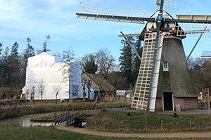 Om vanaf 1 april het zomerseizoen te openen, wordt er momenteel volop gewerkt in het museum. Zo wordt de Kasteelboerderij gerenoveerd, de historische kleding hersteld en de fruitbomen gesnoeid. Lees de nieuwsbrief: http://www.openluchtmuseum.nl/winteronderhoud/