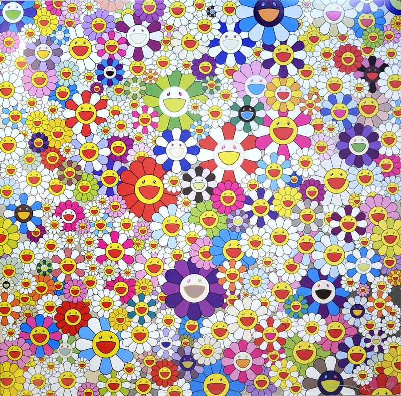 Takashi Murakami Artist Bio and Art for Sale Artspace
