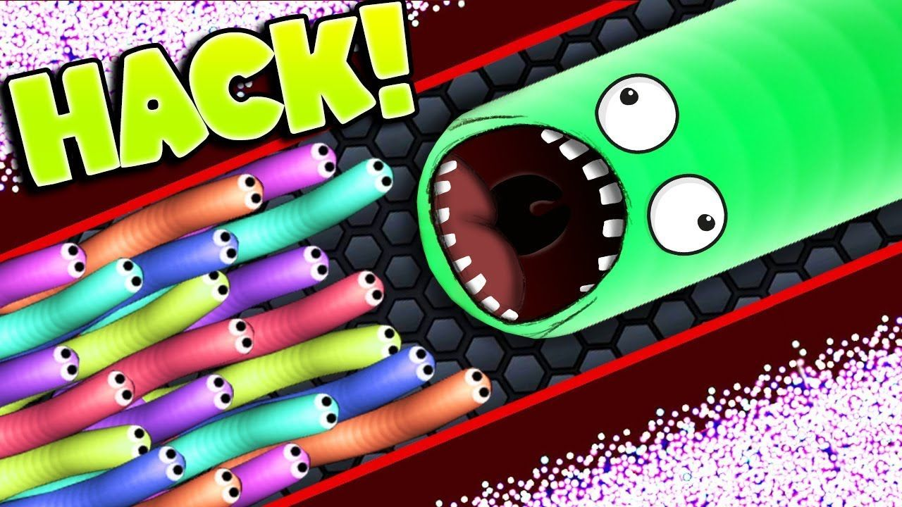 Slitherio game cheats in 2020 Slitherio, App hack, Tool