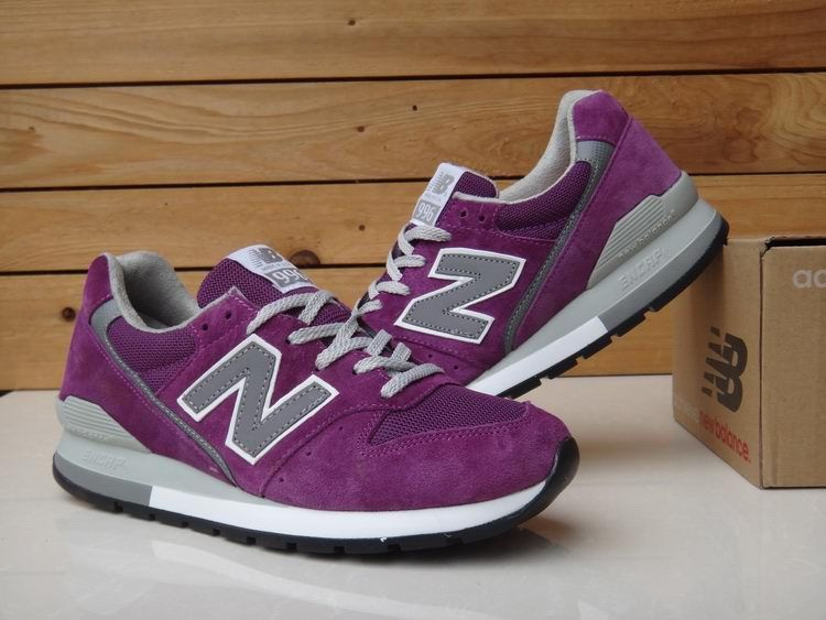 Wholesale Cheap New Balance NB For Men Sneakers 2012 Purple Grey For Sale