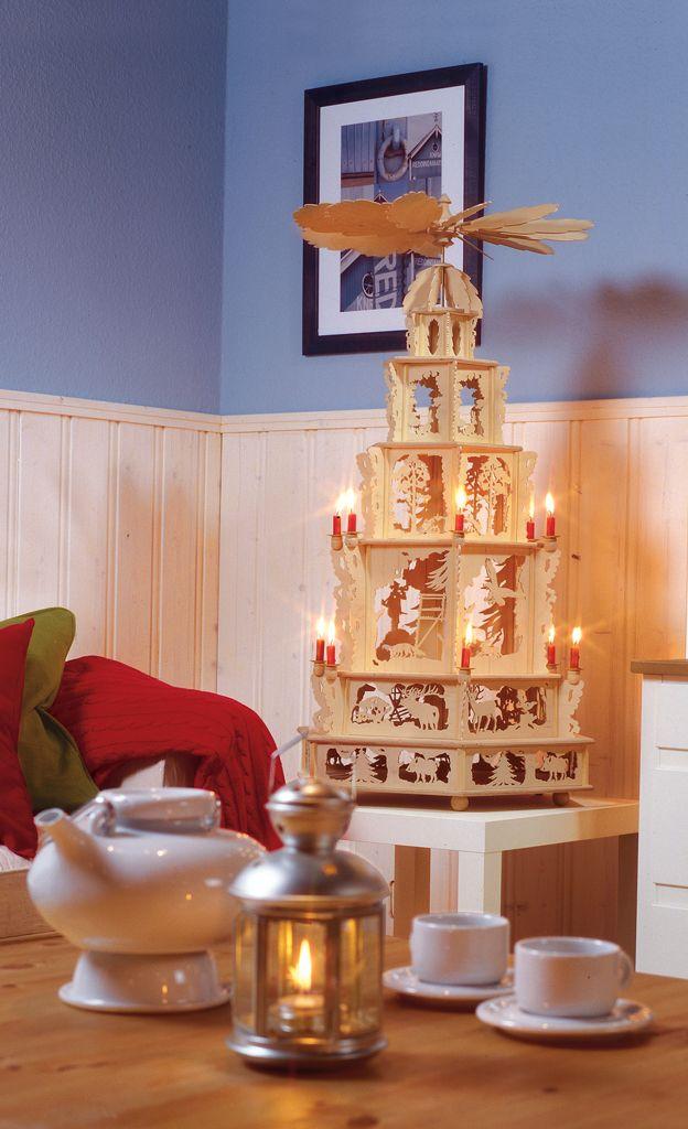 weihnachtspyramide bauen vianoce weihnachtspyramiden. Black Bedroom Furniture Sets. Home Design Ideas