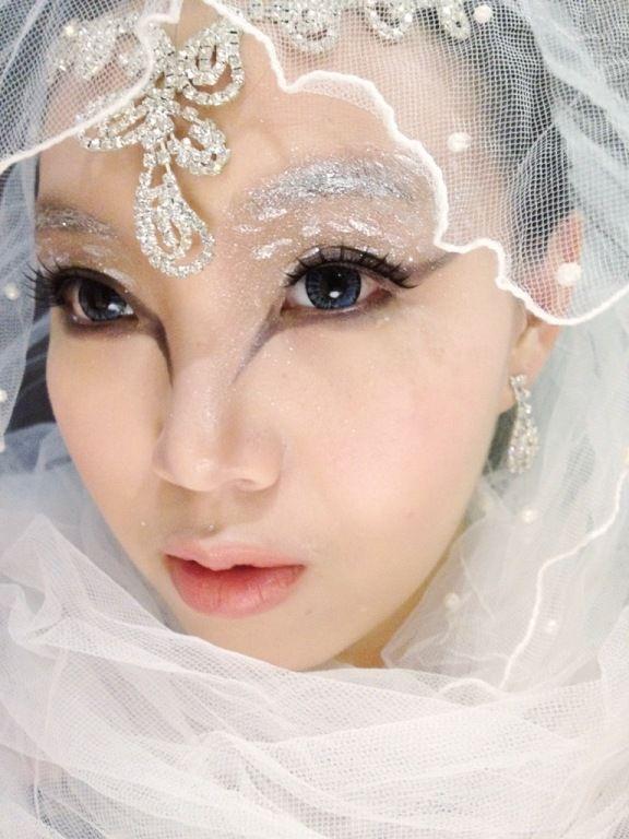 ice makeup look - Google Search | Ice makeup Makeup looks ...