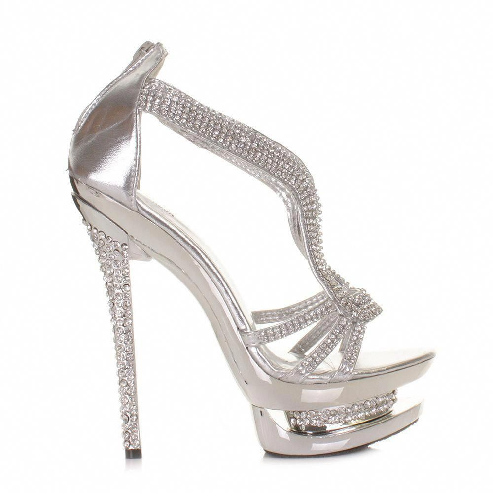 0cf23bb0c500 silver formal high heels