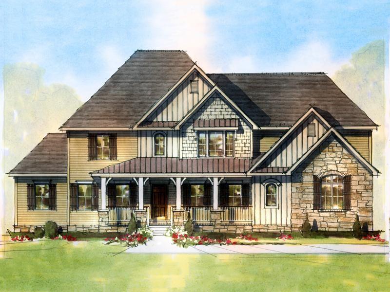 Schumacher homes america 39 s largest custom home builder for Custom dream home floor plans