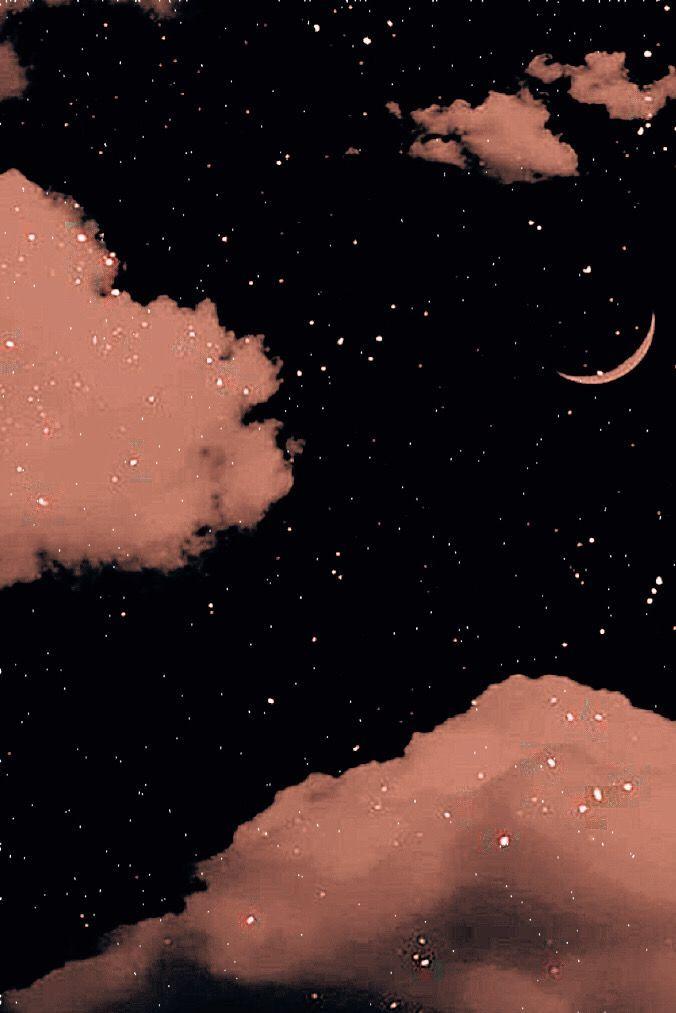 The sky aesthetic   Iphone wallpaper sky, Dark wallpaper iphone, Night sky wallpaper