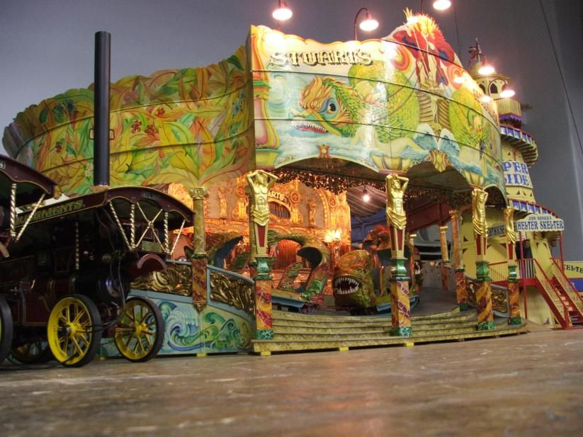 1 12 Scale Fairground Ride By Mr Legg From Berkshire Uk