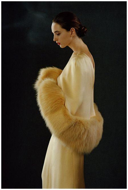 Abito da sera di Givenchy 1985
