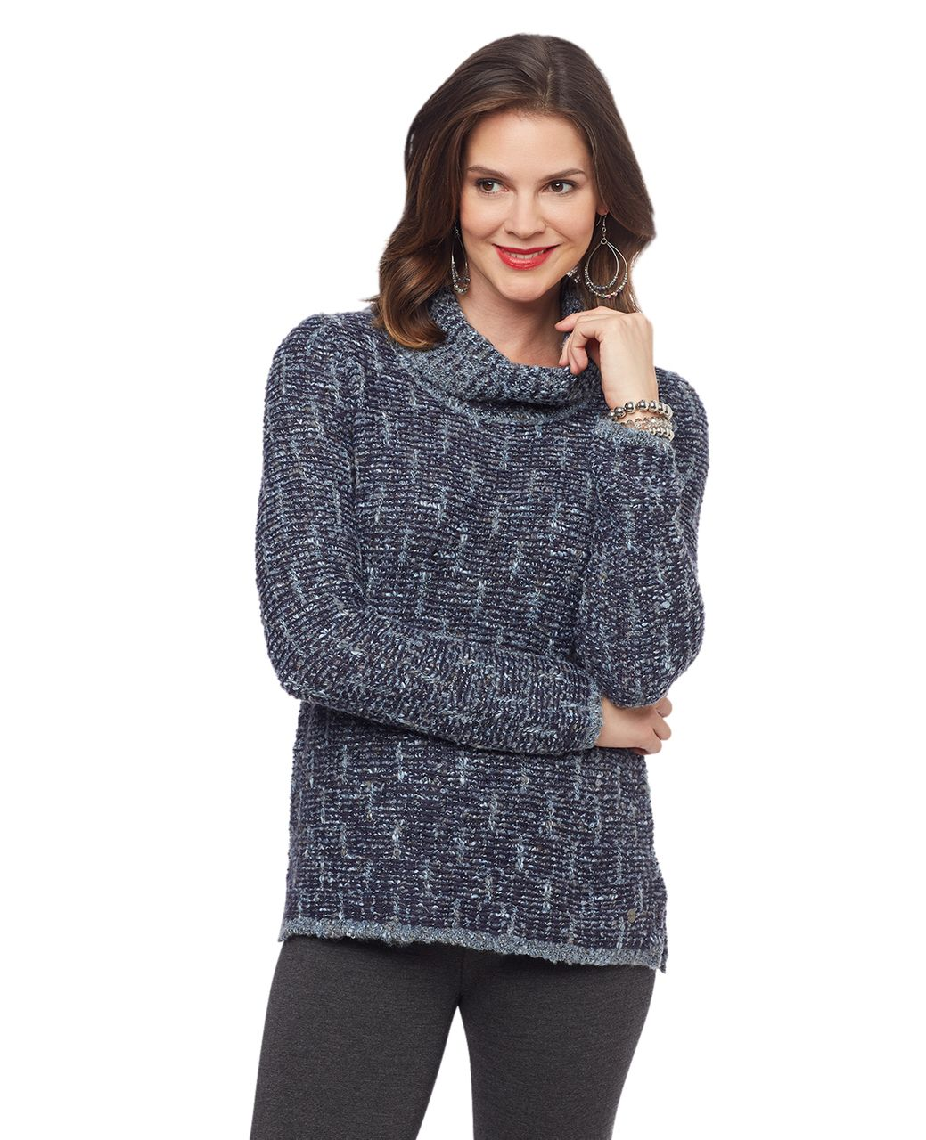 Northern Reflections - NEW - Cozy Cowl Neck Sweater, $89.99 (http ...