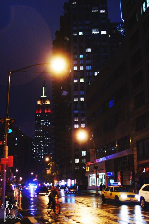 Empire State Building by @deadboltphotos #newyorkcityfeelings #nyc #newyork