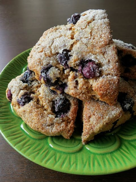 vegan blueberry lavender scones and other cookie recipes substituting coconut oil for butter