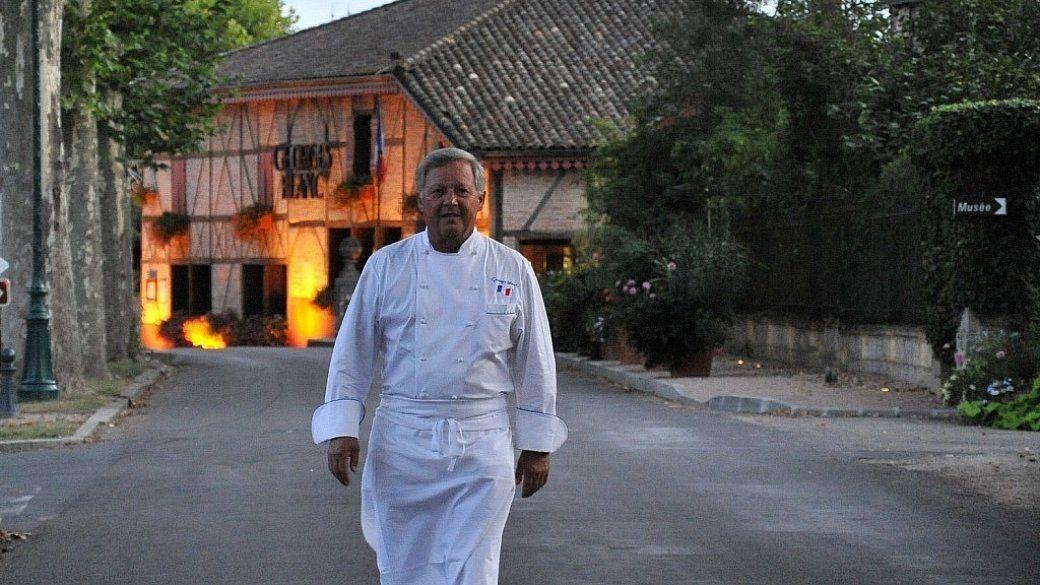 Georges Blanc Notre Boulangerie Occupe Quatre Personnes