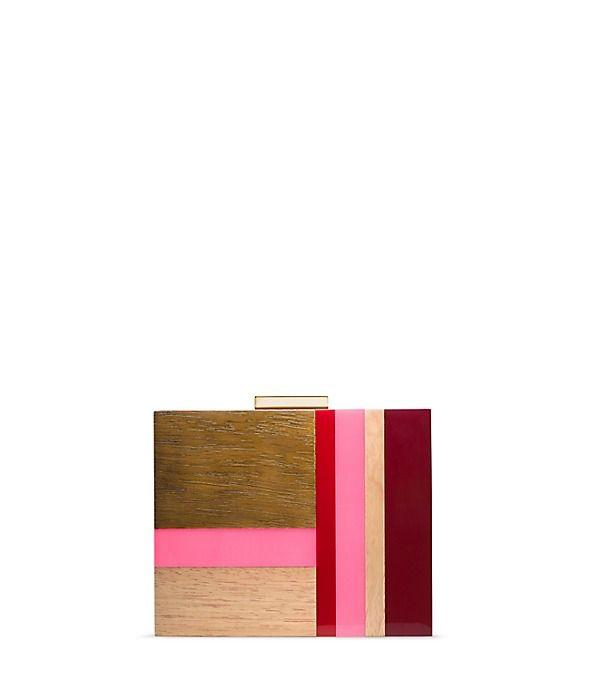 Tory Burch Color-cube Minaudière