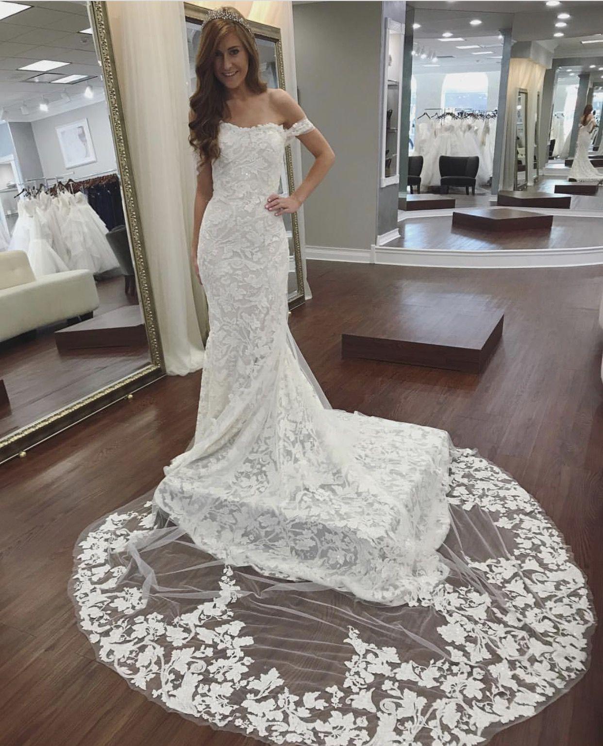 051fc6fdf96a Rani wedding dress by Pronovias Bridal Dresses, Bride Dresses, Wedding Gowns,  Consignment Wedding