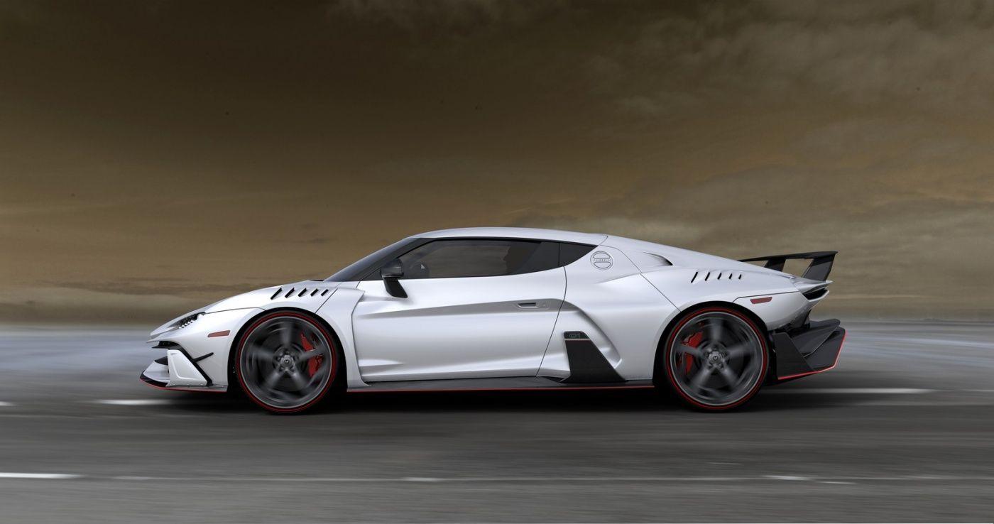 Italdesign Automobili Speciali Releases Its First Model New Car Models 2019 Car Reviews Car Models Miniature Cars Super Cars Car New Cars