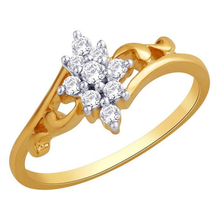 Superb Diamond Ladies Ring #0: Picture Of Sangini Diamond Ladies ...