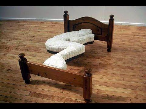 غرف نوم غريبه غرف نوم مميزه اغرب اسرة نوم Creative Beds Weird Furniture Cool Beds