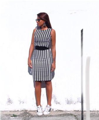 48 looks da Carla com tênis - Modices