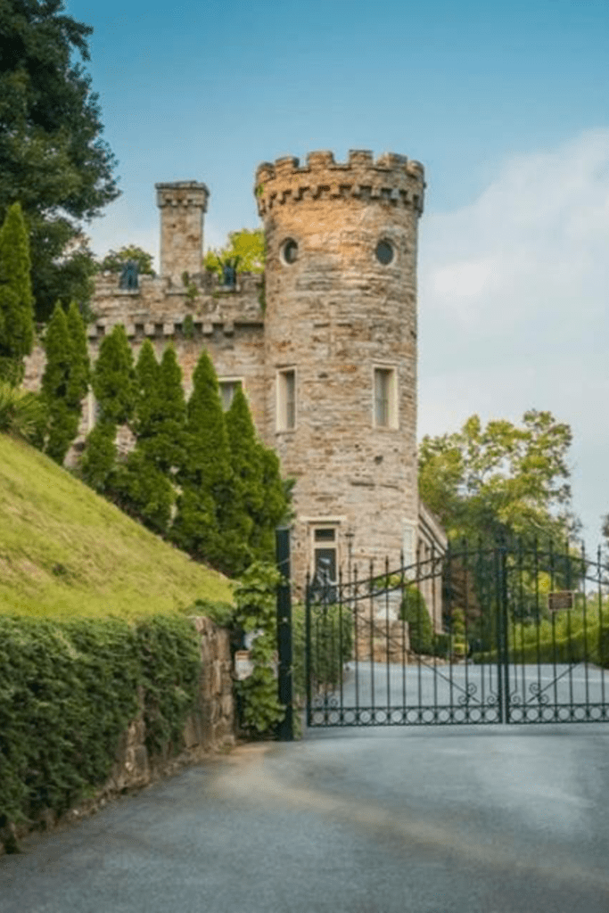 1886 Castle For Sale In Berkeley Springs West Virginia — Captivating Houses #westvirginia